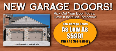 Garage Door Parts | Phoenix | Carefree | Cave Creek | AZ